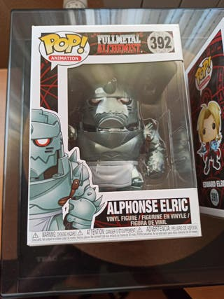 Funko Pop Fullmetal Alchemist Elric