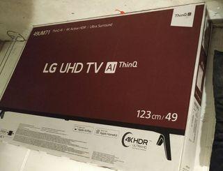 TV LG 49UM7100 smart tv