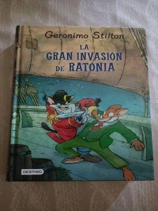 Geronimo Stilton: La Gran Invasión de Ratonia