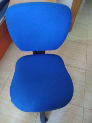 escritorio y silla de estudio 2 mano almería