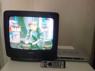 TV SAMSUNG + TDT