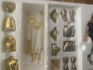 Caballero de oro dhoko de libra saint seiya