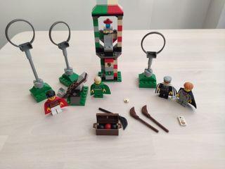 Lego set harry potter quidditch
