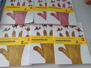 libros de texto matemáticas 2 primaria segundo