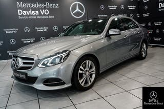 Mercedes-Benz E 300 Híbrido-Diesel 2014