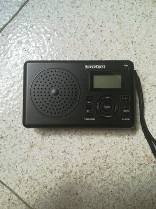 radio digital silvercrest