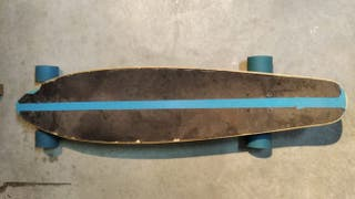longboard tipo carving