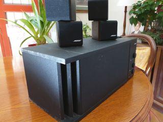 Conjunto Altavoz Bose Acousticmass 3