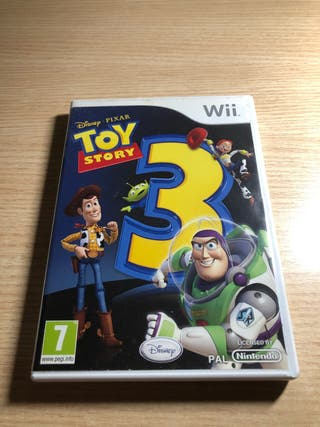 Juego Wii Toy Story 3