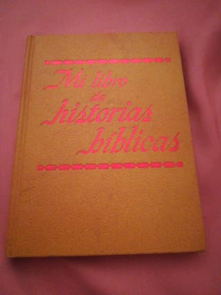 mi libro de historias biblicas