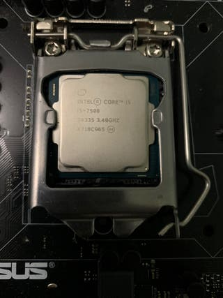 PACK Intel Core i5-7500 y Asus Z170 PRO GAMING