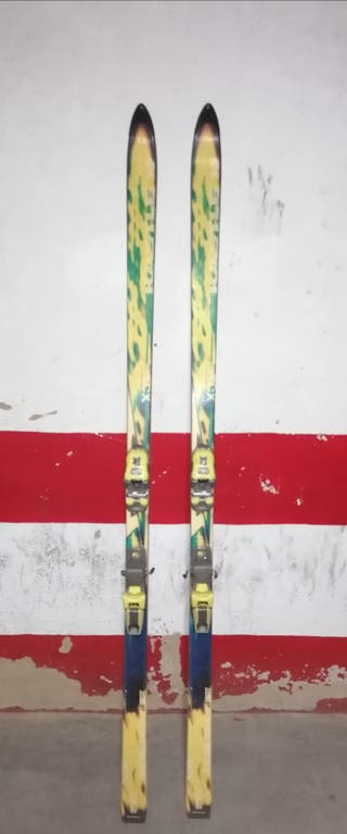 Esquís Kastle