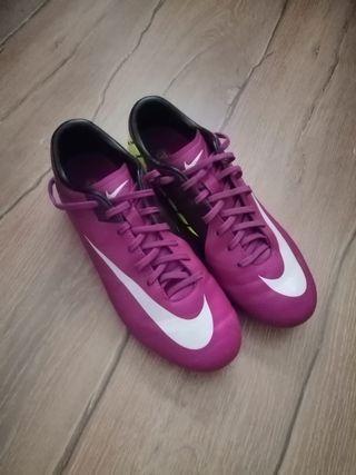 Botas de fútbol Nike Mercurial-Terreno firme EU42