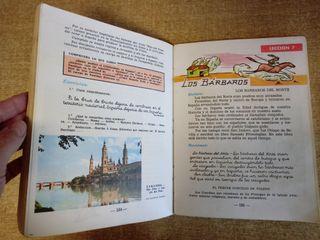 """LIBRO ANTIGUO """"AÑO 1963"""""""