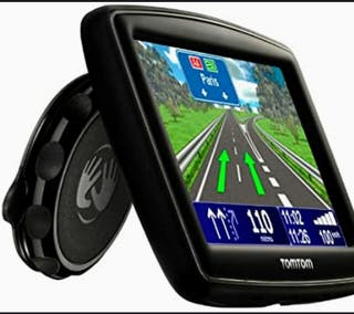 GPS TomTom One XL con IQ route