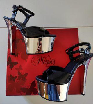 Zapatos Pole Dance