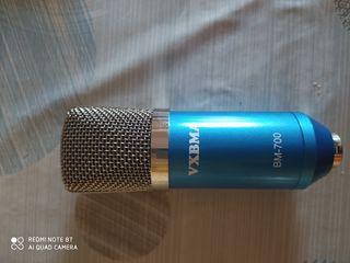 Micrófono de grabación semi-profesional