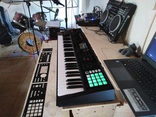 Piano Sintetizador Roland fa 06