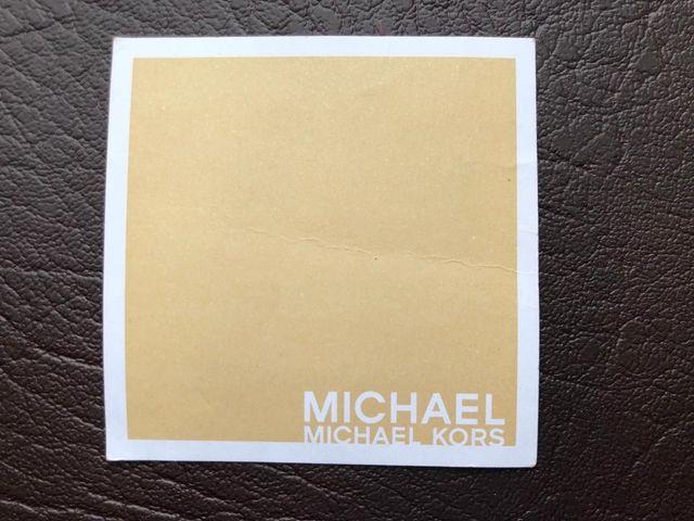 Micheal Kors Black Tote Bag