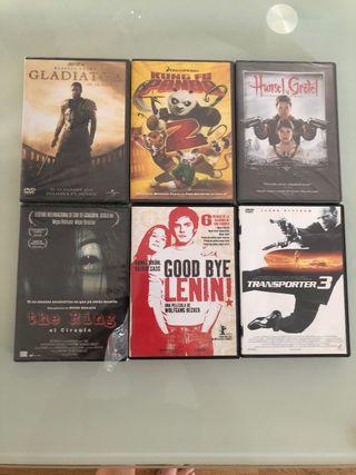 Películas originales dvd