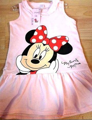 Vestido a estrenar Minnie 3 años