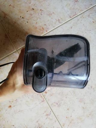 filtro agua acuario pecera