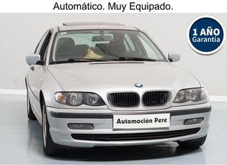 BMW 320d 150 cv Automático.