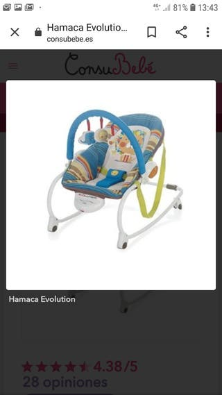 Hamaca bebé Jané Evolution