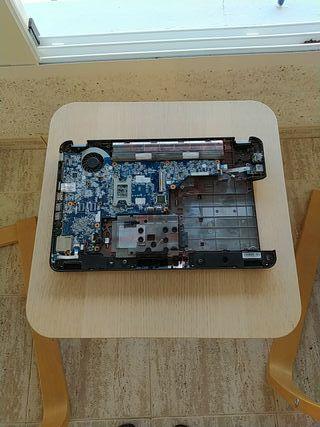 Placa Base portátil HP
