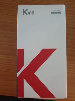 Lg k41s nuevo