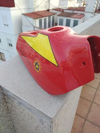 Bultaco depósito frontera 74