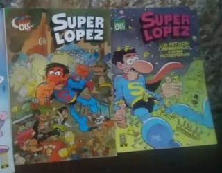 Comics SuperLopez 4€/u
