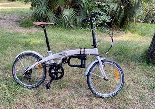 Bicicleta Plegable Whatsapp Cesar 667 285 663