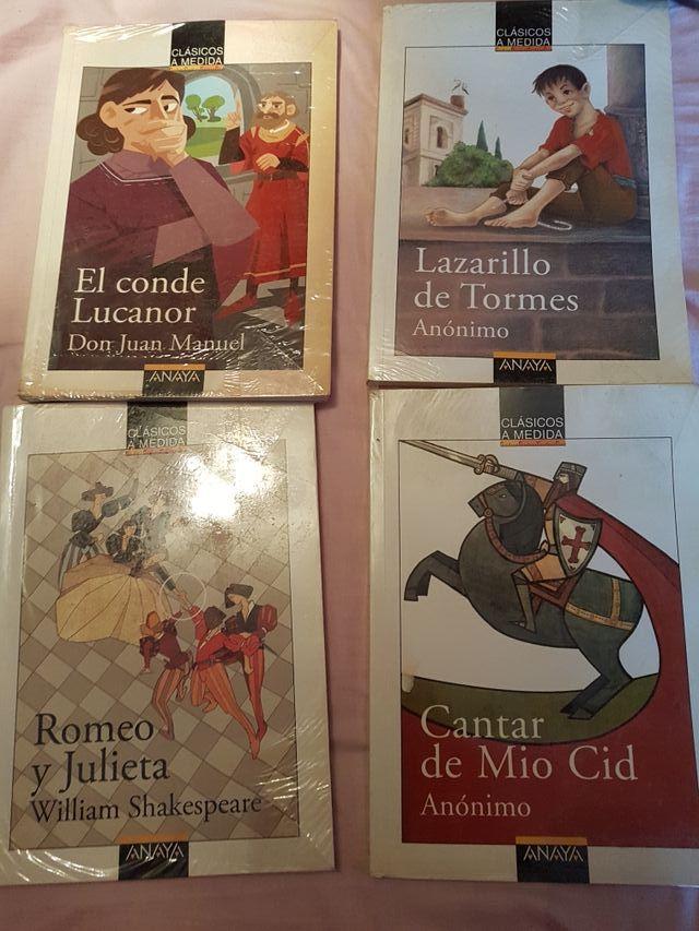 libros clasicos lectura