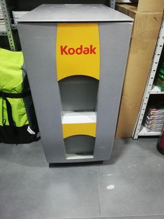 mueble máquina Kodak