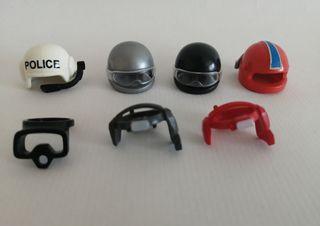 Casco Playmobil