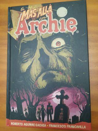 Cómic Recopilación El más allá con Archie
