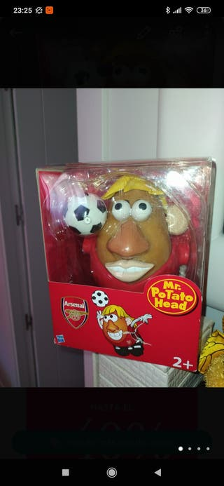 juguete Mr.Potato Arsenal
