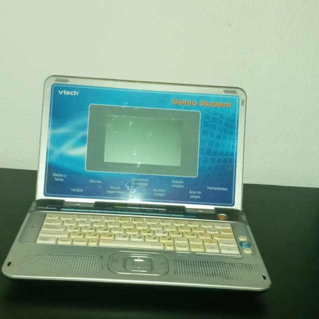 ordinador escolar.