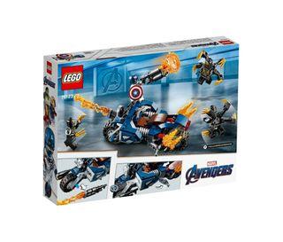 Lego Capitán América