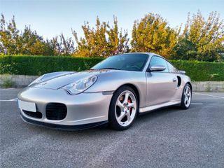 Porsche 911 - 996 Turbo Manual