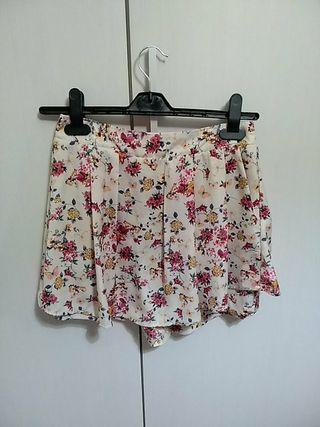 Falda pantalón talla M