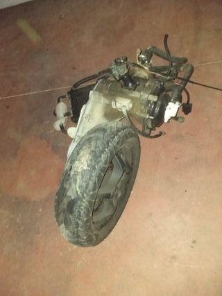 Motor yamaha aerox!!!