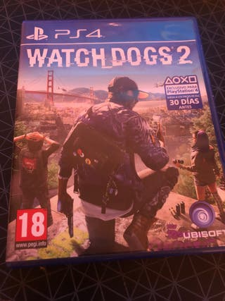 Vendo watch dogs 2