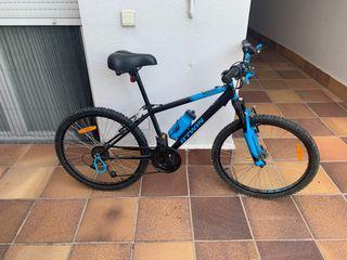 2 bicicletas idénticas . 100€ cada una .