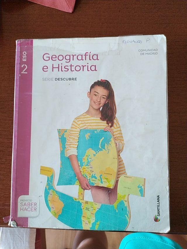 Geografía e Historia, 2 ESO