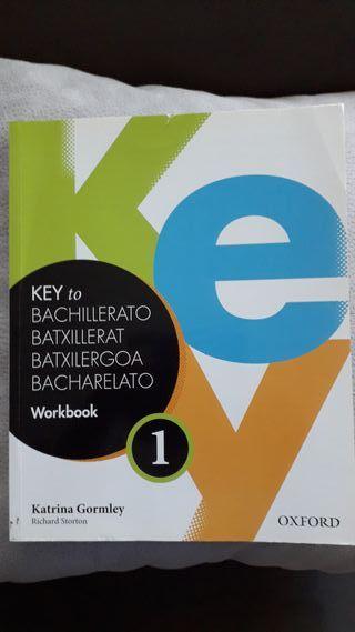 NUEVO Key to Bachillerato Workbook 1