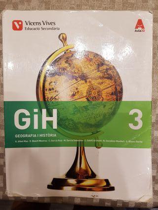 Libro GiH 3o ESO