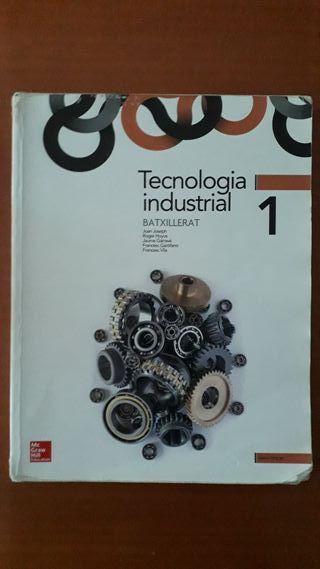 IES SABADELL Tecnología industrial 1 Batxillerat