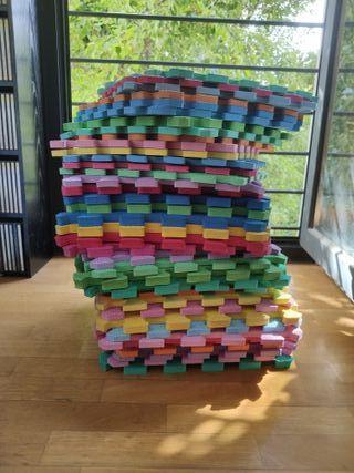 Alfombra puzzle Baby Vivo